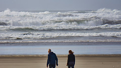 wAVES oF rEMINISCENCE 5 (wNG555) Tags: 2014 oregon seaside beach pacificcoast pacificocean fav25