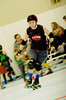 167 (Bawdy Czech) Tags: lcrd lava city roller dolls cinder kittens cherry bomb brawlers skate rollerskate bout bend oregon or february 2018 juniorderby juniors rollerderby lavacityrollerdolls
