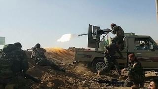 peshmerga kurda قوات البيشمركه كوردستان في حرب ضد داعش الارهابي