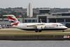 G-CFAA British Aerospace 146 Avro RJ100 British Airways (pslg05896) Tags: gcfaa bae146 avro rj100 britishairways lcy eglc londoncity