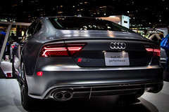 Chicago Auto Show 2018 (pauliefred) Tags: audi auto car chicagoautoshow show chicago illinois unitedstates rs rs7 audirs7