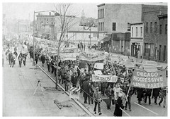 End the war; jobs now: 1971 # 3 (Washington Area Spark) Tags: progressive labor party vietnam war jobs racism cops police unemployment jobless protest demonstration rally washington dc 7th street nw 1971 plp