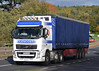 Lescost Volvo FH KH11RTH on the A90, Dundee, Sep 2017 (andyflyer) Tags: lescost volvofh kh11rth lorry truck hgv transport roadtransport haulage