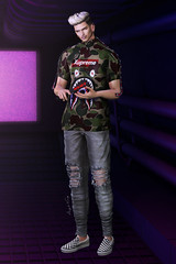 More than words (Satuex Resident) Tags: more than word shibari blogger blogging wordpress blog letre xenials hevo avatar mesh bento pose ultra event mom men only monthly jeans tshirt