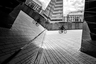 biking in two dimensions