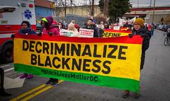 2018.01.15 Martin Luther King, Jr. Holiday Parade, Anacostia, Washington, DC USA 2326