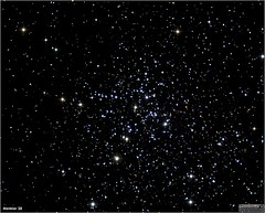 Messier 38 Open Cluster in the Constellation Auriga (LeisurelyScientist.com) Tags: tomwildoner night sky deepsky space outerspace meade telescope lx90 celestron cgemdx asi190mc zwo astronomy astronomer science canon canon6d deepspace guided weatherly pennsylvania observatory darksideobservatory stars star leisurelyscientist leisurelyscientistcom tdsobservatory m38 auriga december 2017 ngc1912 opencluster astrometrydotnet:id=nova2391803 astrometrydotnet:status=solved