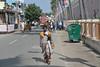 Perfect balance (wfung99_2000) Tags: ranganathaswamy temple vishnu srirangam tamil nadu india woman