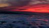 Aan Zee I (MrTheEdge7) Tags: noordwijk netherlands noordwijkaanzee nederlands holland zuidholland sea ocean northsea beach sunset bloodredsky horizon water