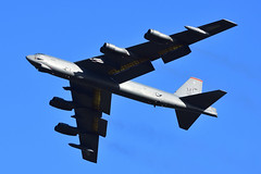 Boeing B-52H 'BARON51' I 60-0005/MT 'War Birds'  I 23rd BS, 5th BW Commander's Jet USAF Minor (MarkYoud) Tags: sovereign skies b52h usaf raf fairford minot heavy bomber military