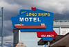 Long Ships Motel (Eridony (Instagram: eridony_prime)) Tags: saultstemarie chippewacounty michigan downtown motel sign