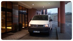 Our fleet: VW Transporter T6 BlueMotion (excellenttrio) Tags: vw volkswagen t6 transporter bluemotion dongiovanni hotel prague transfer transfers transportation taxi