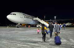 Værnes Airport Boarding Time (prahatravel) Tags: gra canaria canary islands kanariøyene trip 2018 january holiday travel spain kanarieöarna las palmas thomas cook airlines scandinavia oyvkh from værnes trondheim airport flyplass airbus a330 300 flight