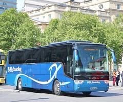 BM Coaches Ltd - BC64BMC (Waterford_Man) Tags: bmcoachesltd vanhool london bc64bmc