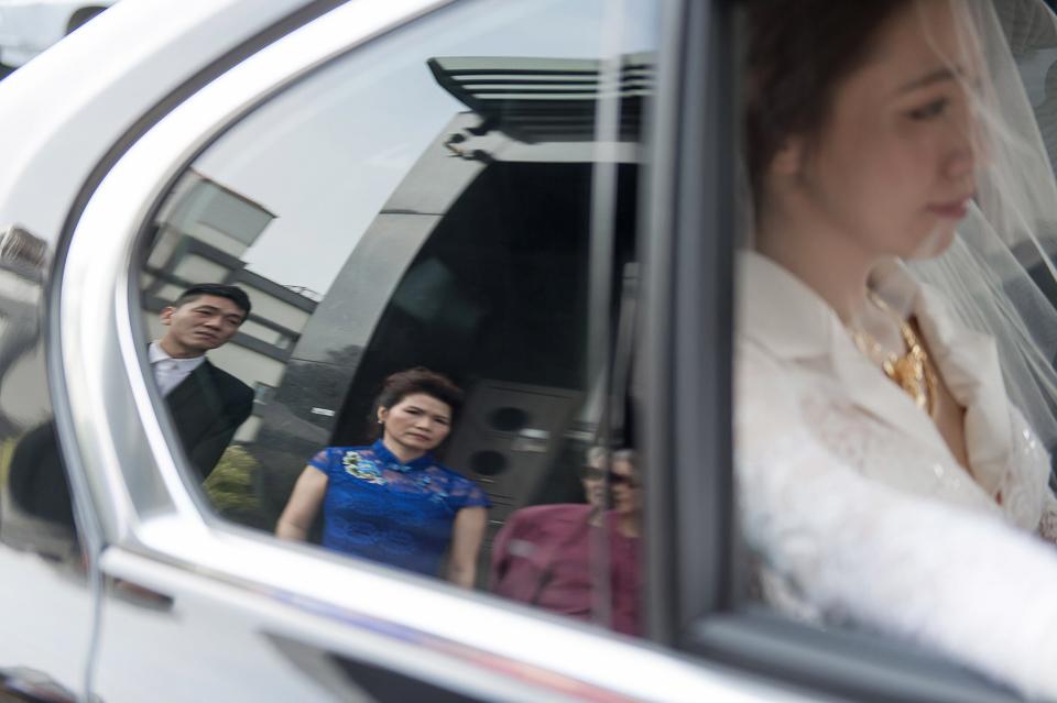 婚攝 高雄林皇宮 婚宴 時尚氣質新娘現身 S & R 077