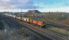 20311 and 20132 at Burton Wetmore (robmcrorie) Tags: 20311 20132 burton wet more yard trent staffordshire 7x120 tube london underground stock nikon d7500 train rail railway