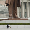 North Korean man sweeping in front of giant Kim il Sung statue in Mansudae Grand monument, Pyongan Province, Pyongyang, North Korea (Eric Lafforgue) Tags: 2061 architecture asia asian bendingposition broom brush communism day dictator dictatorship dprk feet fulllength humanrepresentation ideology kimilsung legs mansu mansuhill mansudae mansudaehill memorial men monument northkorea northkorean oneperson outdoors patriotism politician politicsandgovernment propaganda pyongyang sculpture squarepicture statue sweeping pyonganprovince 北朝鮮 북한 朝鮮民主主義人民共和国 조선 coreadelnorte coréedunord coréiadonorte coreiadonorte 조선민주주의인민공화국 เกาหลีเหนือ קוריאההצפונית koreapółnocna koreautara kuzeykore nordkorea північнакорея севернакореја севернакорея severníkorea βόρειακορέα