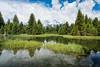Schwabacher's Landing on a Cloudy Morning (grimeshome) Tags: tetons grandtetonnationalpark grandtetonsnationalpark snakeriver mountains nature