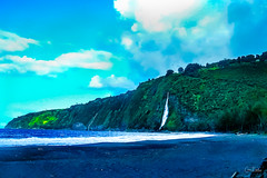 Hawaii-WaipioValley-14.jpg (Chris Finch Photography) Tags: jungle hawaiiphotography waipio taro water waipiovalley hawaii landscapephotographs cascades waterfalls landscapephotography cascade waterfall photographs chrisfinch wwwchrisfinchphotographycom chrisfinchphotography utahphotographer tarofarms bigisland tarofarm tropical valley