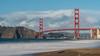 Baker Beach long exposure (simon.crittenden) Tags: america bakerbeach ca california goldengatebridge landscape sanfrancisco scene travel water sanfransisco calafornia usa
