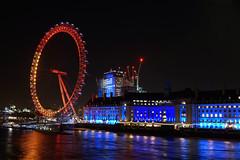 Eye Love London (steve_whitmarsh) Tags: london city urban street night lights colour lumierefestival lumiere abigfave