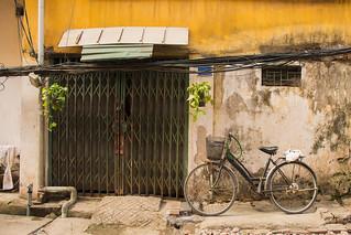 house on train street, hanoi, vietnam