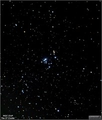 NGC 2169 - The '37' Cluster in Orion (LeisurelyScientist.com) Tags: tomwildoner night sky deepsky space outerspace skywatcher telescope 120ed celestron cgemdx asi190mc zwo astronomy astronomer science canon canon6d deepspace guided weatherly pennsylvania observatory darksideobservatory stars star leisurelyscientist leisurelyscientistcom tdsobservatory ngc2169 opencluster open cluster orion january 2018 astrometrydotnet:id=nova2422258 astrometrydotnet:status=solved