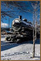 williams train 2751 (roswell433) Tags: arizona grandcanyon polarexpress williams smalltown snow train winter usa