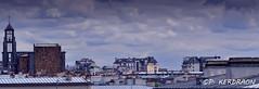 Le   Quartier  de St Louis à Brest (france, Bretagne, Finistère) (pascalkerdraon) Tags: france bretagne brittany finistere brest siam eglise saint louis toits