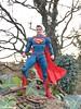 The Last Son of Krypton (JoeyDee83) Tags: superman dc comic book superhero jim lee art nature green woodlands forest vinyl toy popculture action figure geek steel