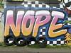 nope (Jef Poskanzer) Tags: nope mural geotagged geo:lat=3778579 geo:lon=12224105 t