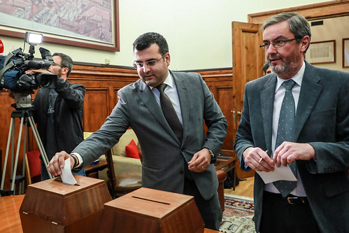 Eleições para a liderança do Grupo Parlamentar do PSD