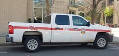 Cal Fire Chevrolet Silverado Unit U532 (Caleb O.) Tags: calfire chevrolet silverado