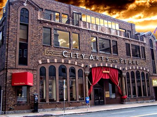 Hartford Connecticut - Theater Works - City Arts On Pearl