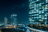 Osaka night view (Hiro_A) Tags: osaka japan night building architecture sony rx100m3 umeda umedaskybuilding grandfrontosaka
