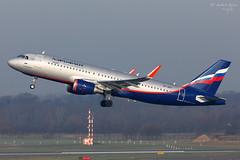 Aeroflot (ab-planepictures) Tags: dus düsseldorf eddl flugzeug planespotting flughafen plane airport aircraft aviation