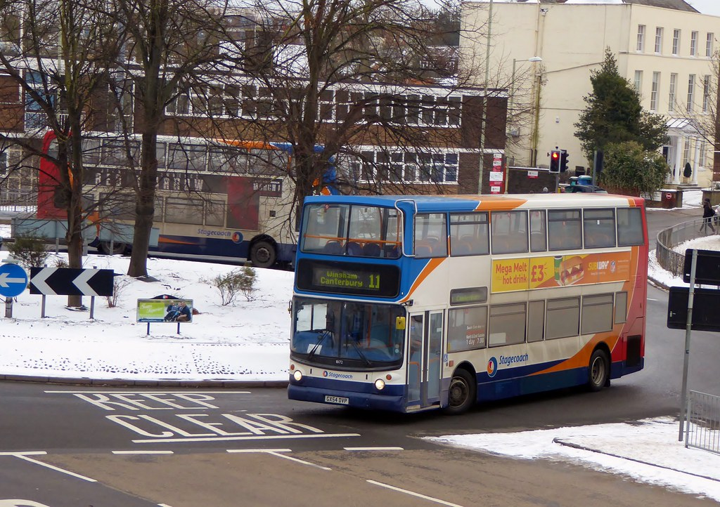 The World S Best Photos Of Kent And Stagecoach Flickr