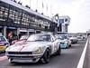2017 Zandvoort Historic GP: Datsun 240Z (8w6thgear) Tags: zandvoort historic gp grandprix 2017 nissan datsun 240z touringcar nkgttc pitlane