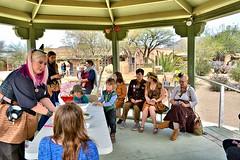 2016 WWWC5 - Kids Korner (lp.punked) Tags: 2016wildwildwestcon5 wwwc wwwc5 kidskorner steampunk punked ladypaparazzi fun games coloring az arizona relaxing tea dueling