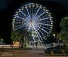Grande roue de Pau (mariechristinearbeloa64) Tags: roue manège nuit illuminations pau ville béarn