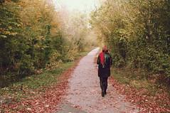 Elodie (J.H.Chaplin) Tags: portrait vintage photography woods university birthday friend autumn fall automne rétro photographie forêt université anniversaire campus amiens upjv salouel