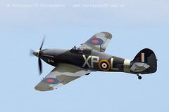6314 Hangar 11 Hurribomber (photozone72) Tags: eastbourne aviation airshows aircraft airshow canon canon100400f4556lii canon7dmk2 7dmk2 warbirds hurricane hurribomber hangar11 pegs wwii mkiib