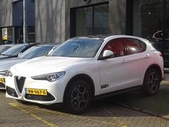 2018 Alfa Romeo Stelvio (harry_nl) Tags: netherlands nederland 2018 eindhoven alfaromeo stelvio rn967g sidecode9 driessen