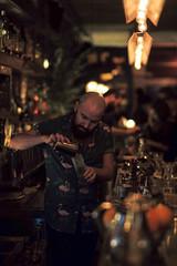 Sam Ross, Attaboy, New York City, USA (Plan R) Tags: attaboy cocktail bar bartender samross dark leica m 240 noctilux 50mm nyc newyork portrait