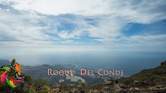 Roque del Conde timelapse (TENERIFE SENDEROS) Tags: sunset sun timelapse hiking trekking landscape outdoors nature fotostenerife skylovers tenerifesenderos senderismo clouds tenerife