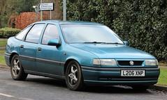 L206 XNP (1) (Nivek.Old.Gold) Tags: 1993 vauxhall cavalier v6 cesaro auto 5door 2495cc
