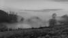 Matin brumeux 4 (pixdelight) Tags: blackandwhite normandie normandy bnw blackandwhitephotography france seinemaritime lake lac fog brouillard brume noiretblanc bw