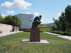 The Thinker (procrast8) Tags: kansas city mo missouri nelson atkins museum thinker auguste rodin sculpture art