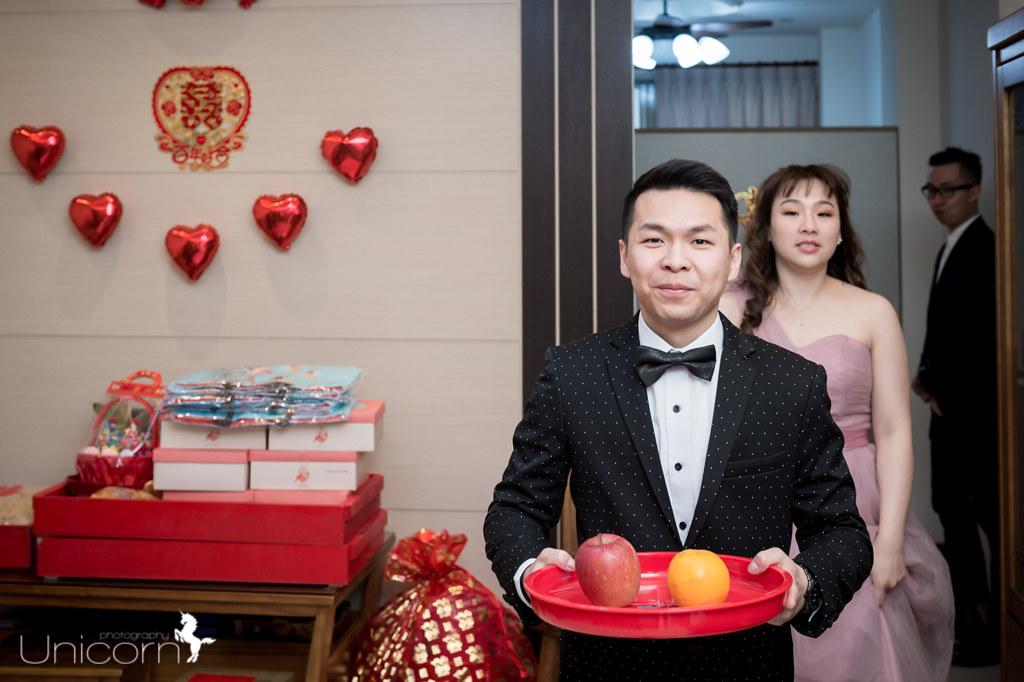 《婚攝一条》翊丞 & 雁茹 / 千璽會館