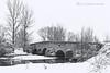 Puente de los Cobos (Edu.San.) Tags: arquitectura puente frio invierno